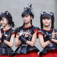 BABYMETAL, Kikuchi Moa, Mizuno Yui, Nakamoto Suzuka