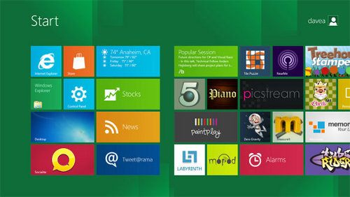 Windows 8 Release Preview ya disponible