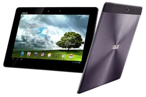 Asus confirma Jelly Bean para sus tablets Transformer