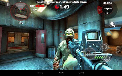 DEAD TRIGGER, un FPS de alta definición para Android