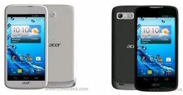 Filtrado el nuevo smartphone de Acer con pantalla qHD de 4,3 pulgadas