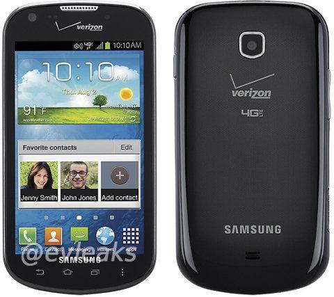 Jasper, el nuevo móvil de gama media de Samsung