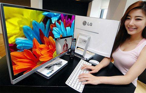 LG V720 de 27 pulgadas integrará un procesador Ivy Bridge y pantalla 3D