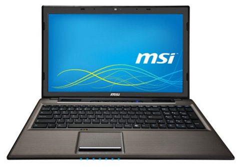MSI CX61 y CR61, nuevas portátiles anunciadas