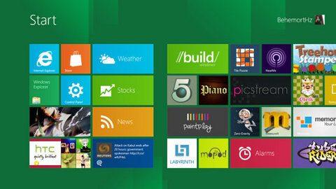 Podremos probar durante 7 días las apps pagas de Windows 8