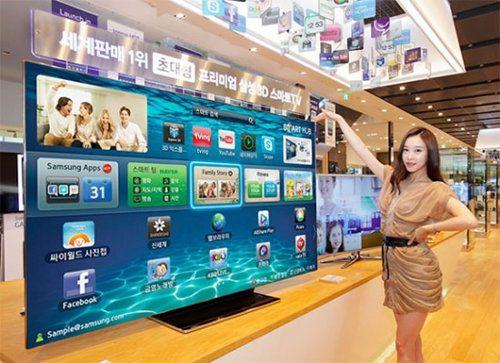 Samsung ES9000, nueva Smart TV de 75 pulgadas