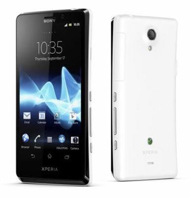Mira al nuevo Sony Xperia T