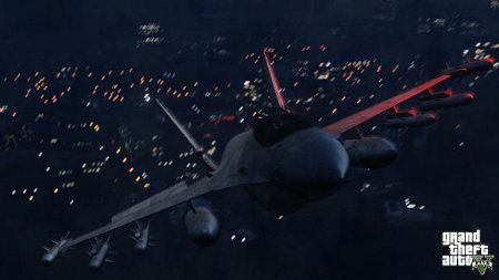 Nuevas e impresionantes capturas de pantalla de GTA V2