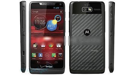 Se filtra el Motorola Droid RAZR M 4G LTE