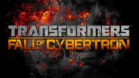 Transformers Fall of Cybertron estrena trailer de lanzamiento