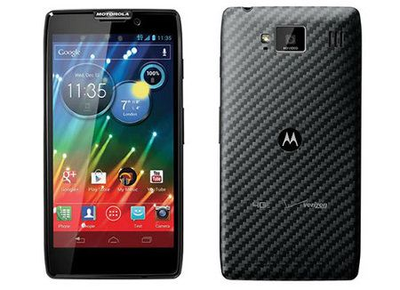 Motorola Droid RAZR HD sale a la luz
