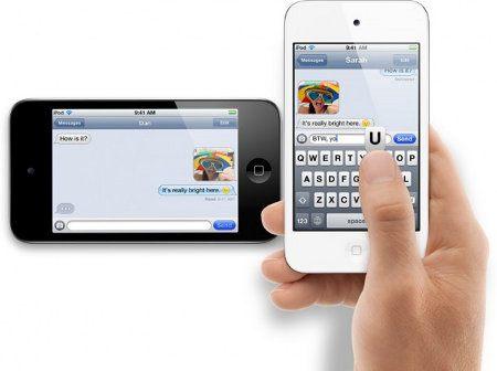 Nuevo iPod touch sería presentado hoy junto con el iPhone 5