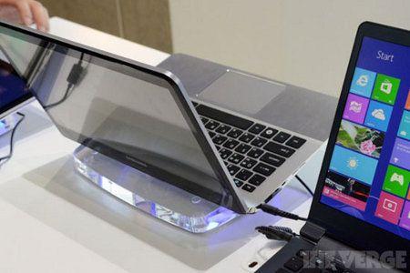 Samsung revela una laptop con dos pantallas de altísima resolución