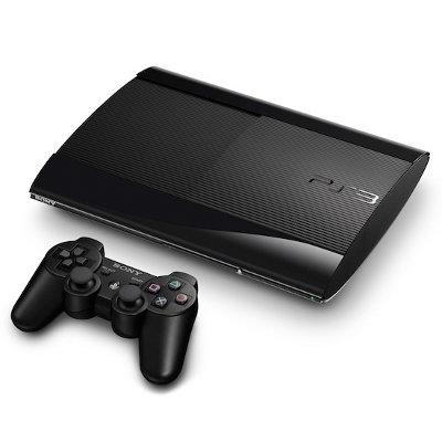 Sony presenta una nueva PS3 más pequeña y liviana