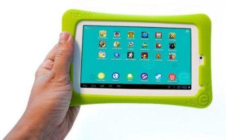 Tabeo, un tablet para niños