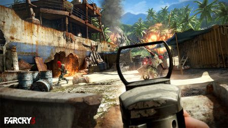 Ubisoft da a conocer los requisitos de Far Cry 3