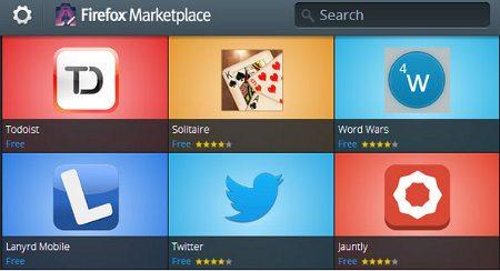FireFox Marketplace ya está abierto para el canal Aurora