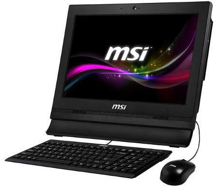 MSI presenta la nueva WindTop AP1612