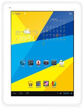 Window N90FHD, poderoso tablet con pantalla Retina y Android 4.1