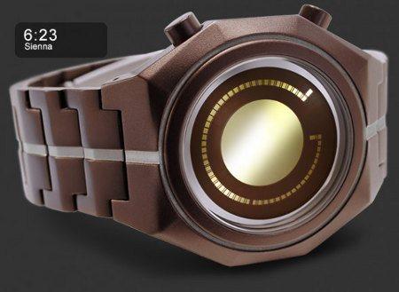 Kisai Maru, el nuevo reloj de Tokyoflash