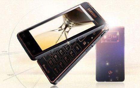 Samsung SCH-W2013, un nuevo Android dual-screen y muy bien equipado