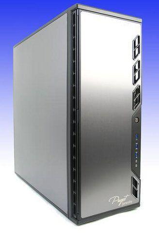 Puget Serenity Pro, la computadora más silenciosa del mundo