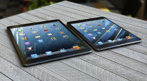iPad 5 sería lanzado entre julio y septiembre