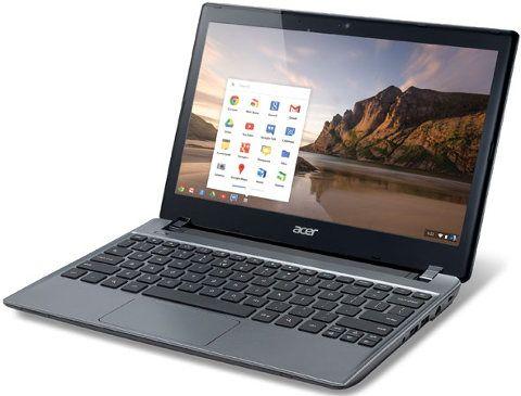 Acer añade nuevas Chromebooks a la línea C7
