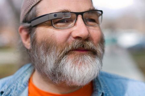 Las Google Glass serán compatibles con anteojos de receta