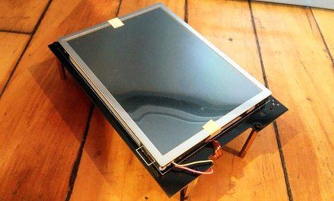 Mira este prototipo del iPhone del año 2005