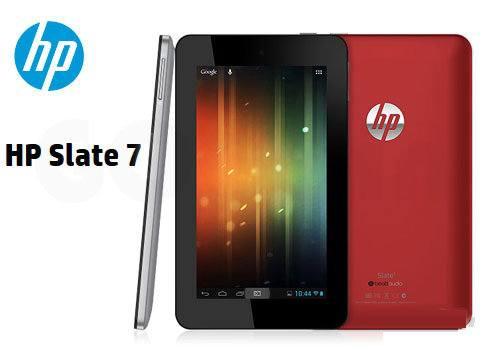 El HP Slate 7 se retrasa hasta junio