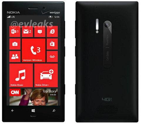 Nokia Lumia 928 sería anunciado el 25 de abril