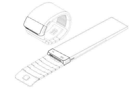 El smartwatch de Samsung podría tener una pantalla flexible