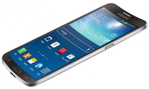 Samsung Galaxy Round el primer smartphone con pantalla curva