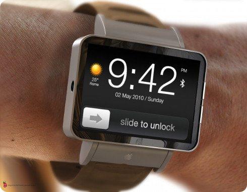 El iWatch será lanzado en octubre de 2014 y podrá ser cargado inalámbricamente