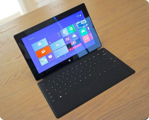 La Surface 3 usará un procesador Tegra K1 y será lanzada junto a la Surface Mini