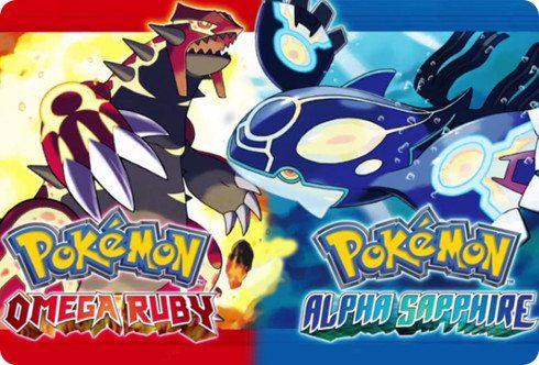 Anunciados Pokémon Omega Ruby y Alpha Sapphire