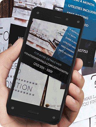 Amazon anuncia el Fire Phone: su nuevo smartphone 3D