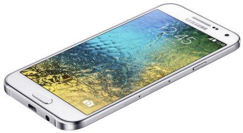 Anunciados los nuevos Samsung Galaxy E5 y Galaxy E7