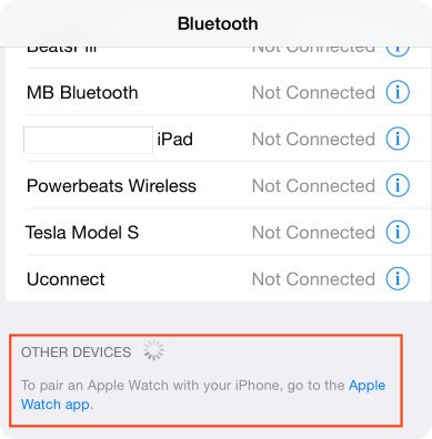 Disponible la beta de iOS 8.2 con soporte para el Apple Watch