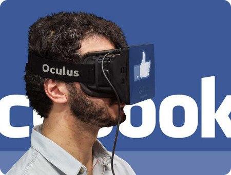 Facebook está desarrollando apps de realidad virtual