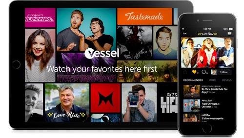 Conoce a Vessel el nuevo rival de YouTube