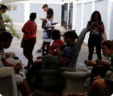 Cuba ya cuenta con su primer red WiFi gratuita