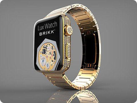 Este Apple Watch puede ser tuyo por 115000 dólares