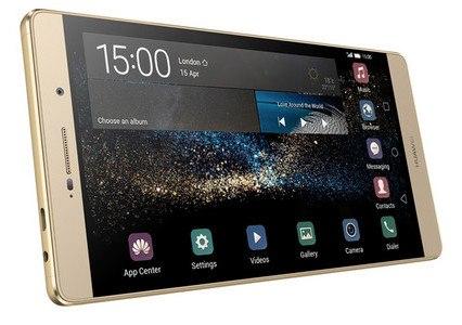 Huawei estrena los nuevos Ascend P8 y P8max