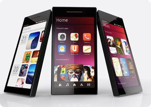 Un nuevo smartphone Ubuntu será lanzado este año