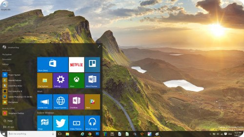 Windows 10 sería la última versión de Windows