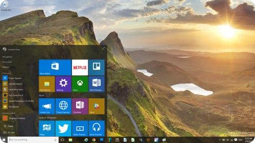 Windows 10 sería la última versión de Windows
