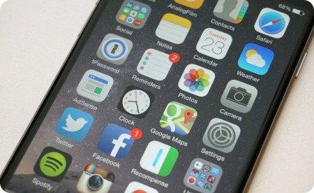 El iPhone 6S soportará mayores resoluciones de pantalla
