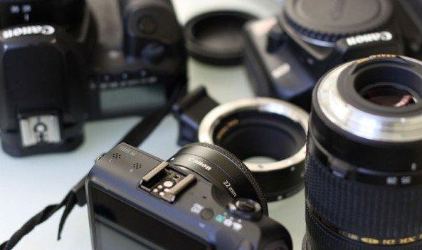 Canon ha creado un sensor de 250 megapíxeles